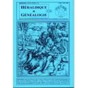 Héraldique et Généalogie -avril-juin 1996