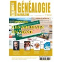 Généalogie Magazine n° 362-363