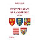 Etat présent de la noblesse  Volume IV